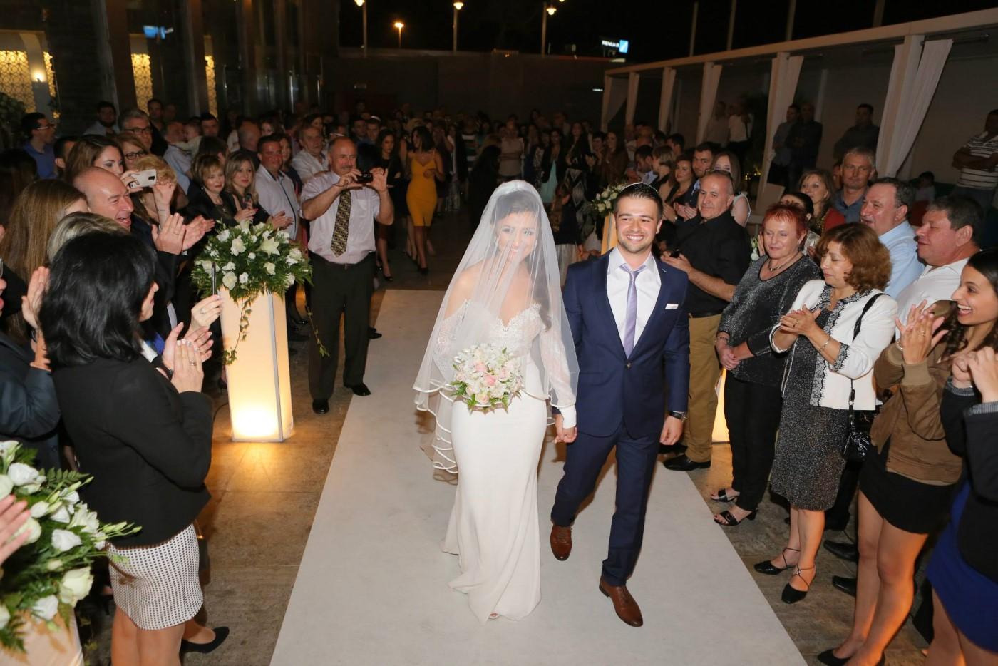 הכנת שיר כניסה לחופה בחתונה